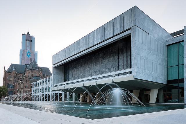 De geschiedenis van het arnhemse stadhuis arnhem - Bush architectuur ...