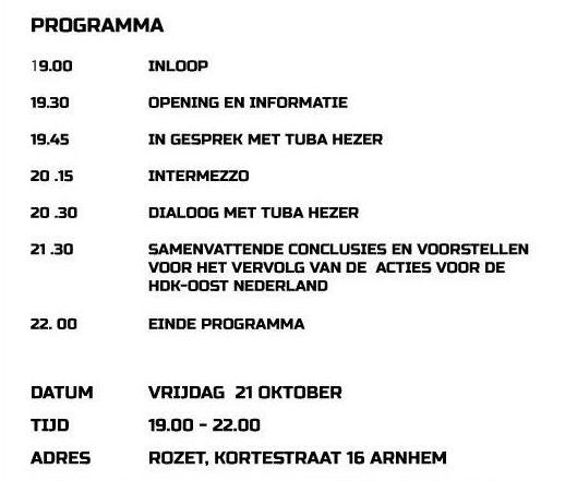hdk-programma