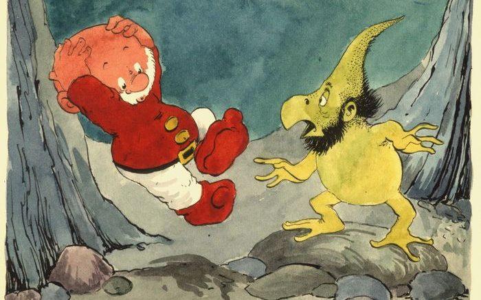 originele tekeningen paulus de boskabouter te koop bij online